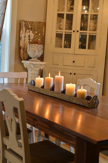 Konstantaras.net - Κεριά στο τραπέζι