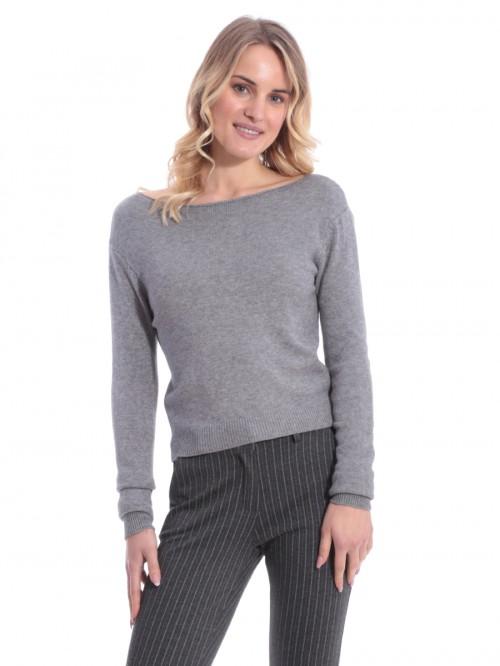 Γυναικεία πλεκτή μπλούζα