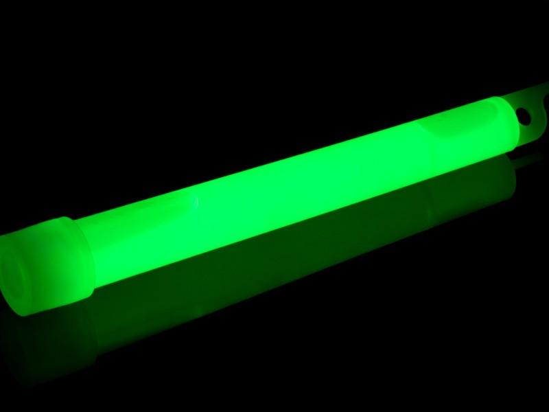 Πράσινο glowstick